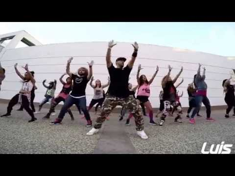 JFAM feat, CLIFF.M and LANE - NOT GUILTY DANCE VIDEO BY LUIS CALANCHE