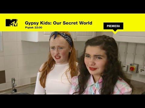 Gypsy Kids  Our Secret World s01 e01 I 12 latki za stare na szkołę