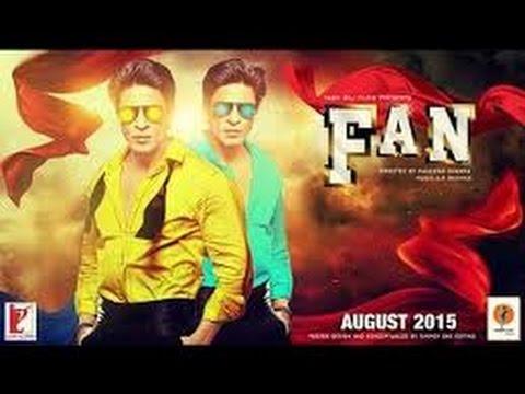 Fan - 2015 ! Exclusive !Shah Rukh Khan