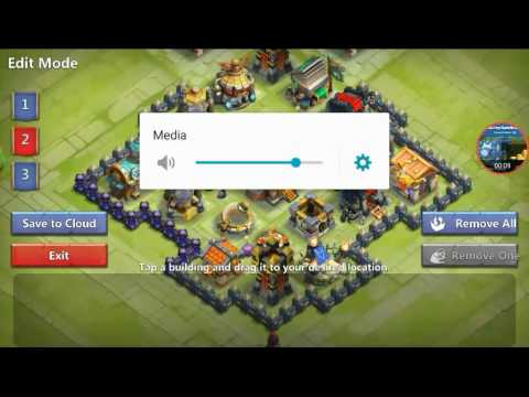 -TUTORIAL-Base Th 6 -GAME PLAY Castle Clash-