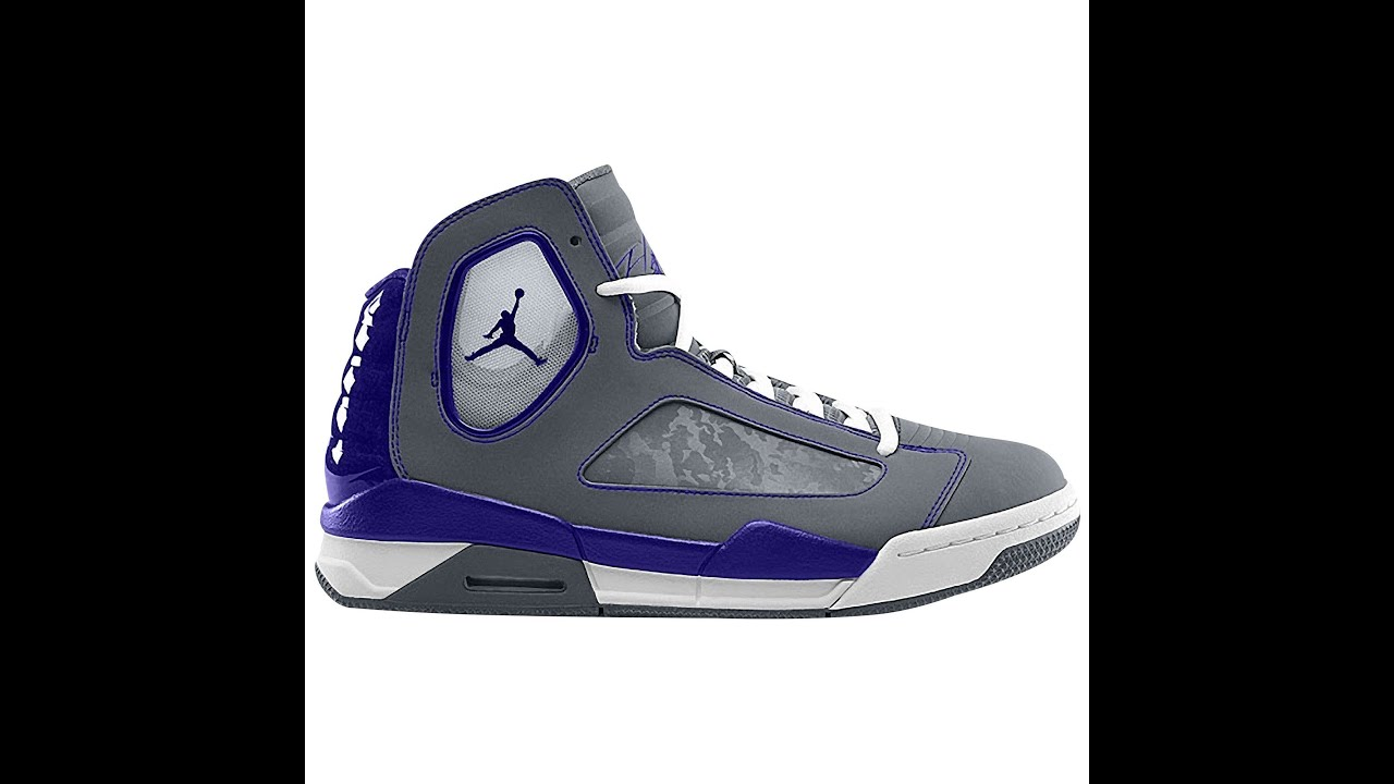 cheaper 37191 0898b ... promo code for jordan flight luminary review cool grey grape color  youtube bf845 8766a