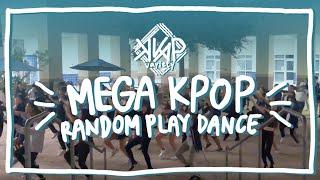 KKAP VARIETY | UCI MEGA KPOP RANDOM PLAY DANCE 2018