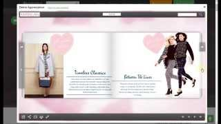 Add video gallery to online page flip eBooks by using PUB HTML5