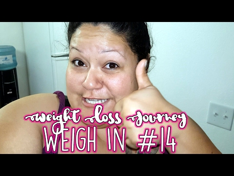 ✼WEIGHT LOSS JOURNEY: WEIGH IN #14✼ - (2/3/17) - EyeAmLolo - VLOG