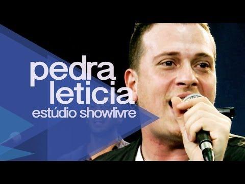Libertas quae sera tamem - Pedra Letícia no Estúdio Showlivre 2012