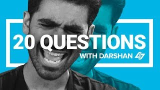 20 Questions with CLG Darshan