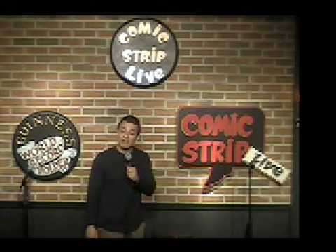 Chris Mata @ NY Comic Strip
