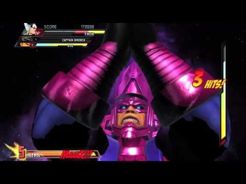 Marvel vs Capcom 3: Galactus Spotlight