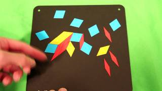 Fractiles-7 Review - Fun Magnetic Tiling Toy