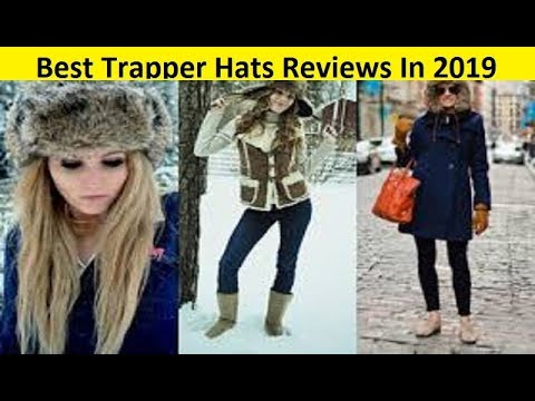 097d11408233f Top 3 Best Trapper Hats Reviews In 2019 - YouTube