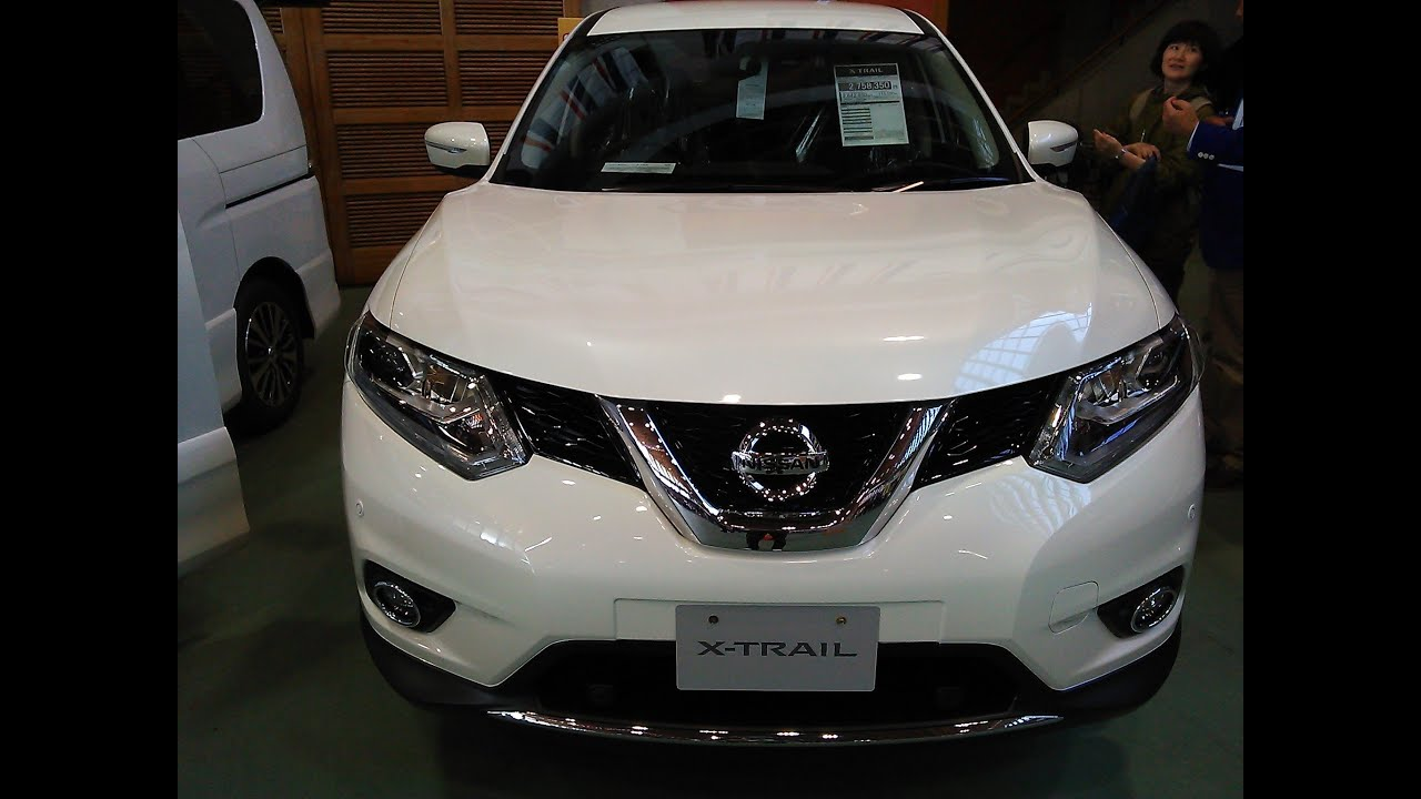 x trail nissan x trail white version youtube. Black Bedroom Furniture Sets. Home Design Ideas