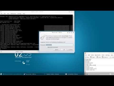 [Arch Linux] How to install Steam + Bumblebee with the latest Nvidia drivers