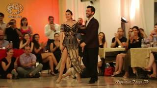 Sol Cerquides y Fernando Gracia - (4/4) - Lo de Silvia Tango Festival 2019 - Tel-Aviv - 31-05-2019