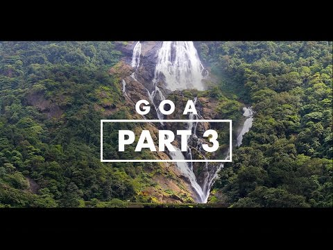 Goa Travel Guide | Point Of View | Chapter 1.3 | Dudhsagar falls, South Goa, Nightlife