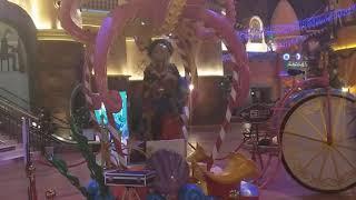 Волшебное шоу Миланж в Китае