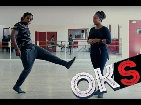 Kizomba Basics - Forward/Backward 5 counts 🎓 OKS 🎓