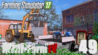 """Farming Simulator 17 Mini-Farm #49 - """"Nowa kabina dla odnowionej 60-tki"""""""