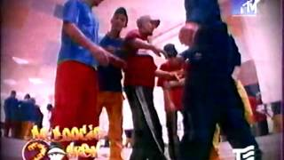 Уроки брейк данса от Jam Style & Da Boogie Crew MTV ( 2000 год )
