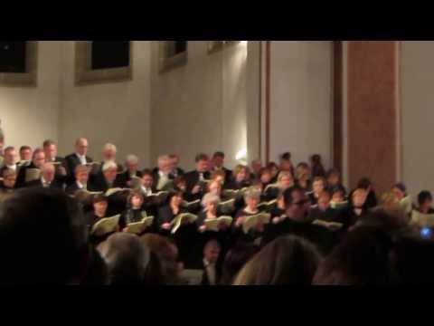 Brahms Chor 3 15.11. 2013