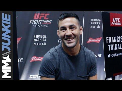 Pedro Munhoz full pre-UFC Fight Night 119 interview