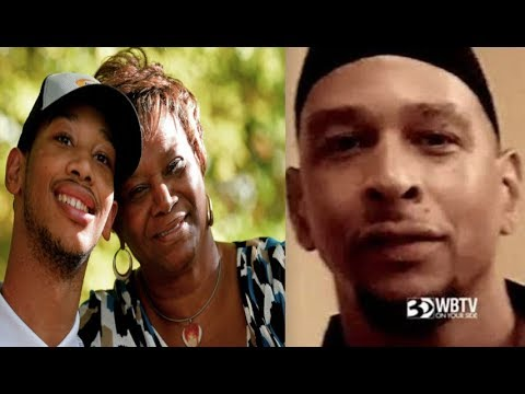 Rae Carruth apologizes for death of pregnant girlfriend, seeks custody of his son😒
