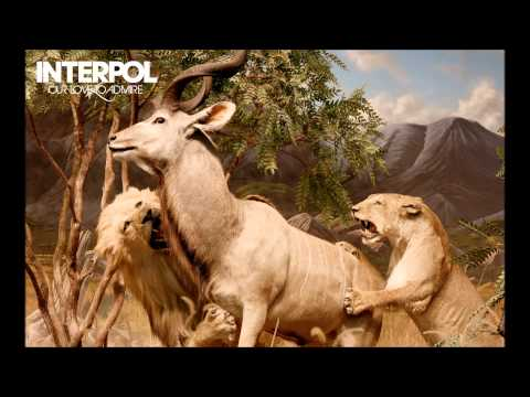 Interpol - Pace is the trick