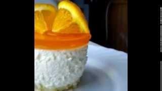 Как приготовить творожный крем мусс с желатином для торта. Рецепт под видео.(Как приготовить творожный крем мусс с желатином для торта. Рецепт: Ингредиенты: 500г гладкого и мягкого твор..., 2014-10-14T11:26:02.000Z)