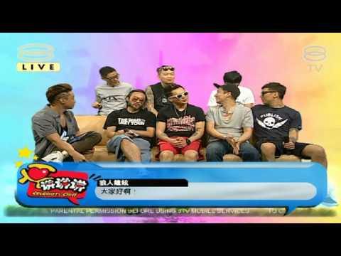 8TV Celebrity Chat (13.4.2012) - LMF