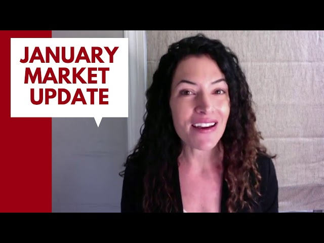 Jennifer Young Homes Realty Estate Market Update January 2021· DC · Maryland · Virginia
