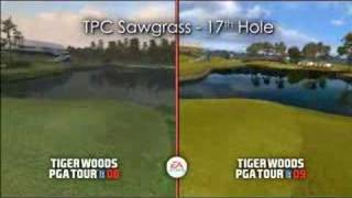 Trailer of Tiger Woods PGA Tour 09 for PS3!