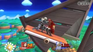 [LGS 22/3/2015][Smash 4] lambnadr (Villager/Sheik) vs Raziek (Robin)
