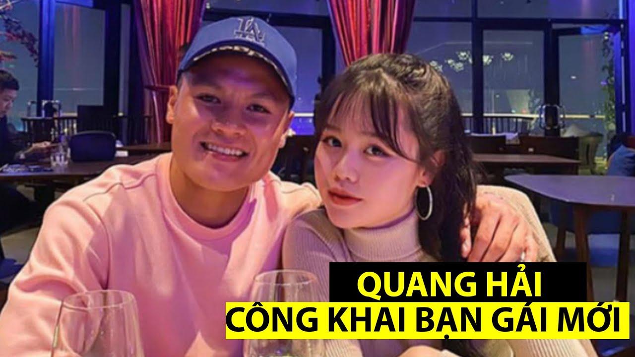 """Quang Hải đổi trạng thái sang """"đang hẹn hò"""" với Huỳnh Anh, dập tan tin đồn tái hợp với Nhật Lê"""