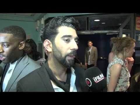 RAY PANTHAKI  FOR iFILM LONDON  THE MAN INSIDE   PREMIERE