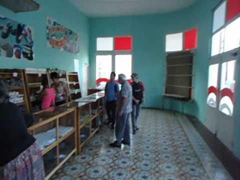 American Tourist Shopping at La Marquesita, Bulevar, Holguin, Cuba - Communist Store
