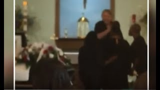 'Mourning while black': Family, including dead woman, kicked out of church by priest