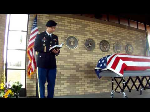 Col. Burgett Woodcock  Ft. Logan National Cemetery (revised ver.)
