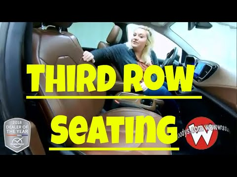 2017 Chrysler Pacifica Limited | 17GC57 Review | Video Walkaround | Used cars for sale at WowWoodys