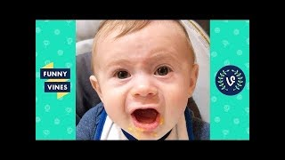 Ultimate KIDS FAILS Compilation 2018 | Monthly Funny Videos Montage | Funny Vines, v2, IG, FB, Coub