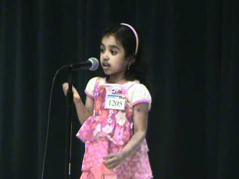 Talent Time 2011 - Malayalam Poetry Recitation - Tessa