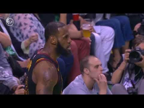 Cleveland Cavaliers vs Boston Celtics último juego