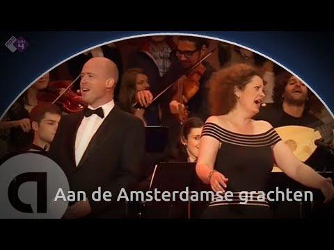Aan de Amsterdamse grachten - Prinsengrachtconcert 2016