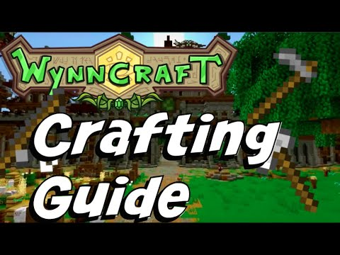 Crafting Guide   Wynncraft   Profession Guide