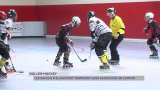 Yvelines | Roller-hockey : Les Shocks d'Elancourt terminent leur saison par un carton