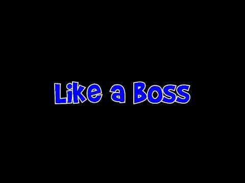 Like a Boss | Vanoss Sound effect