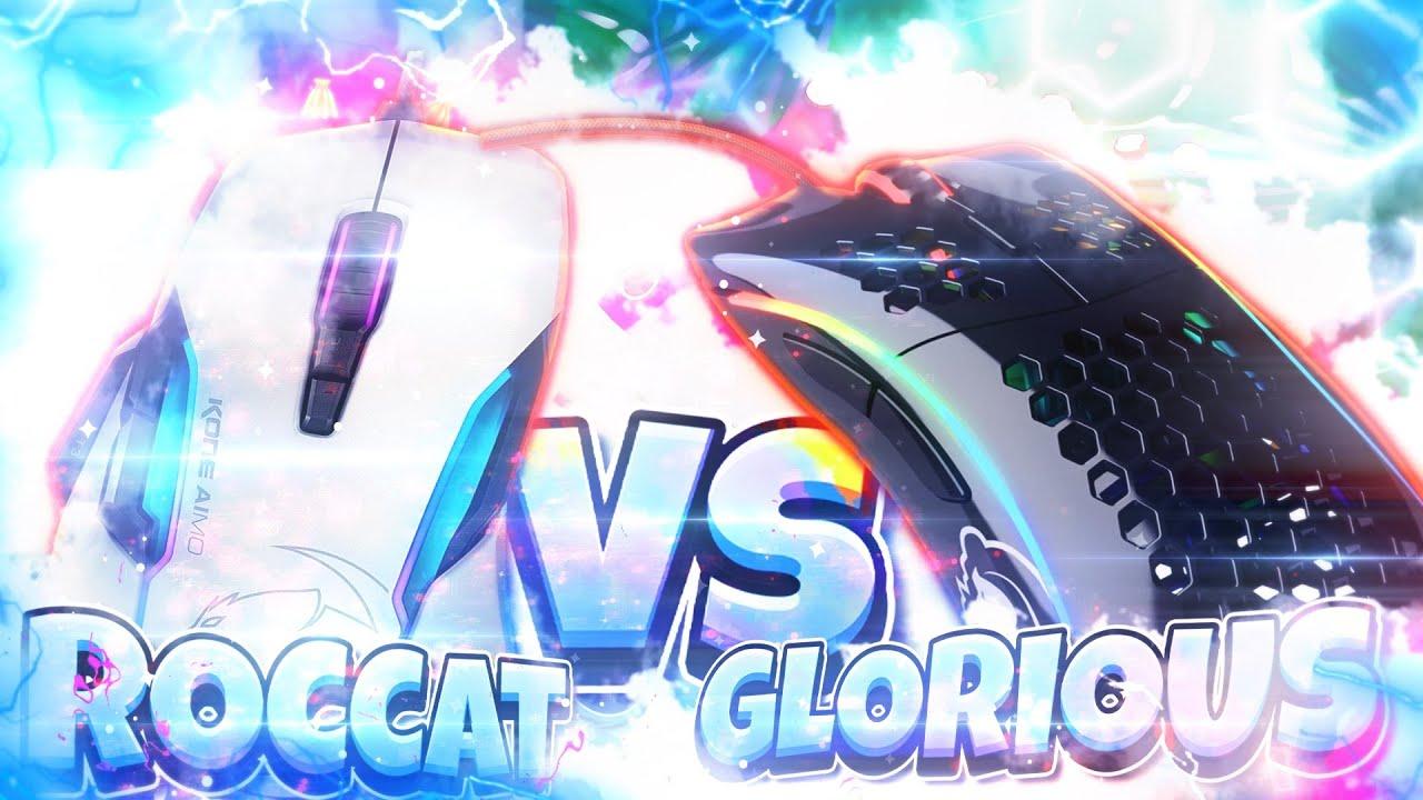 Download ROCCAT vs GLORIOUS! СРАВНЕНИЕ ЛУЧШИХ МЫШЕК ДЛЯ ПВП + СТРОИТЕЛЬСТВА! AIMO REMASTERED vs MODEL D