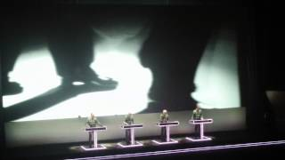 Kraftwerk - Showroom Dummies - Live in Copenhagen 2015