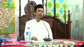 Bolehkah Puasa penuh dibulan Rajab dan Sya'ban   Ustadz Abdul Somad Lc MA 2017 Video