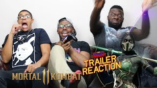 Mortal Kombat 11 – Official Jade Reveal Trailer Reaction