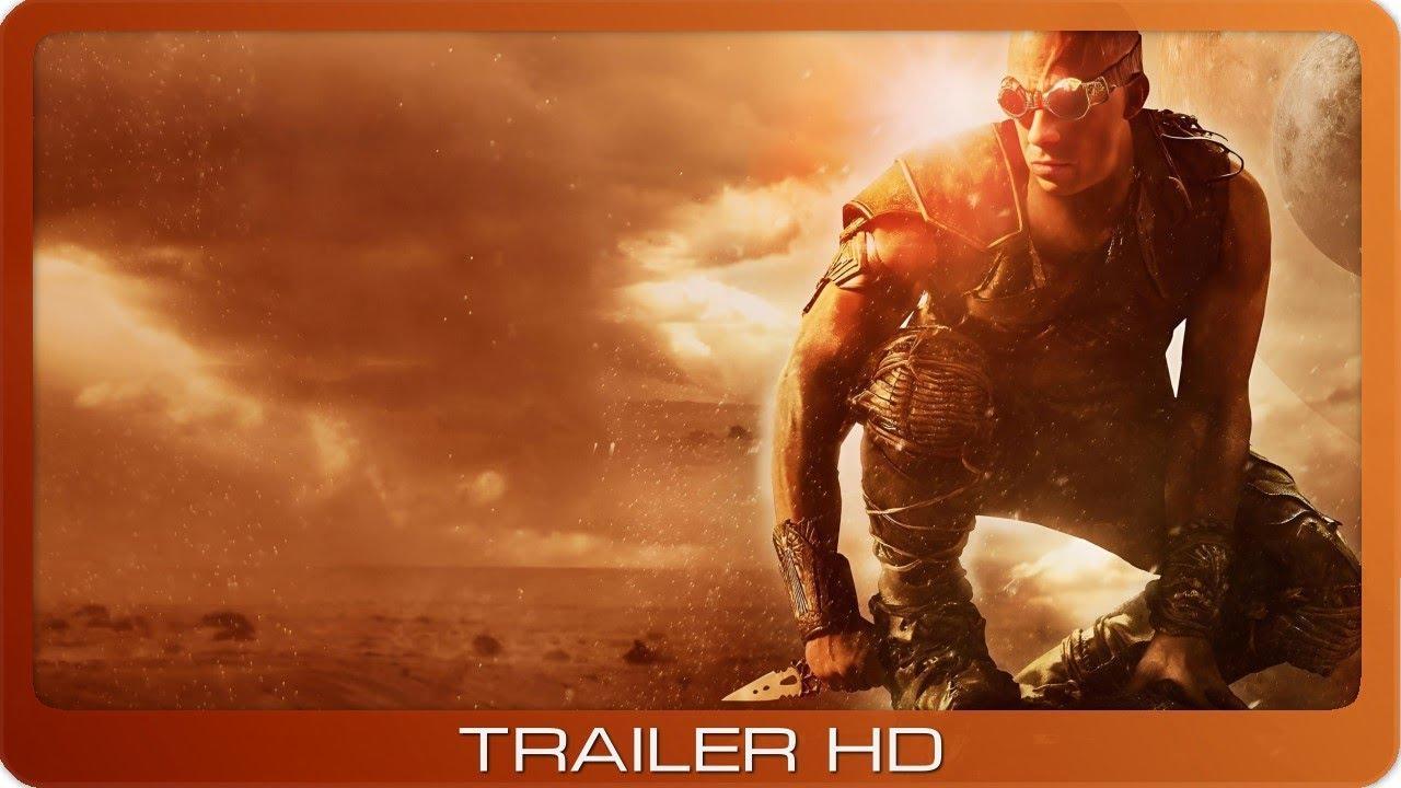 Riddick - Überleben ist seine Rache ≣ 2013 ≣ Trailer