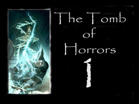 Halloween D&D 5e - Tomb of Horrors pt. 1